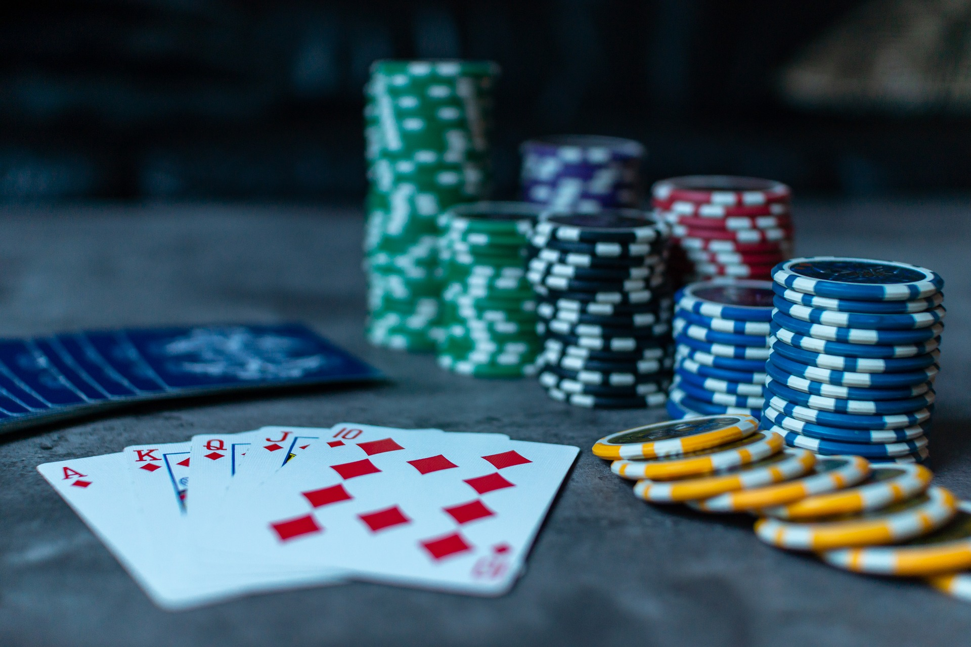 Online Poker Sites: Why Digital Marketing Has Never Been More Important | Fupping