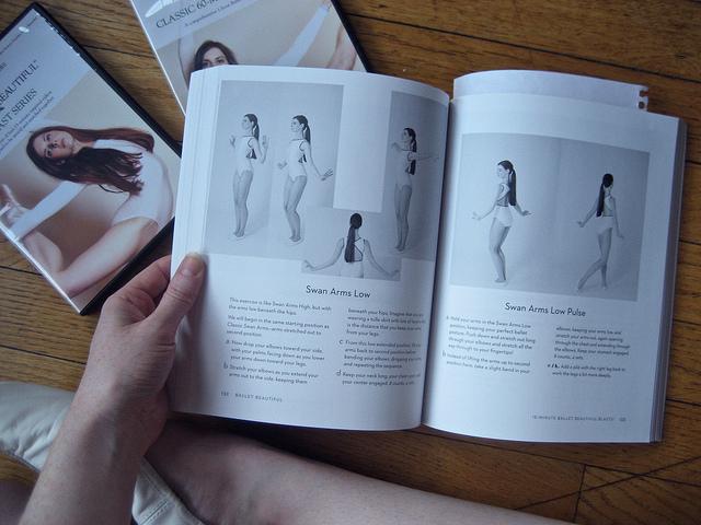 Ballet Beautiful Book