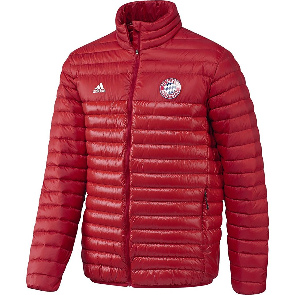 Adidas FC Bayern Munich training jacket