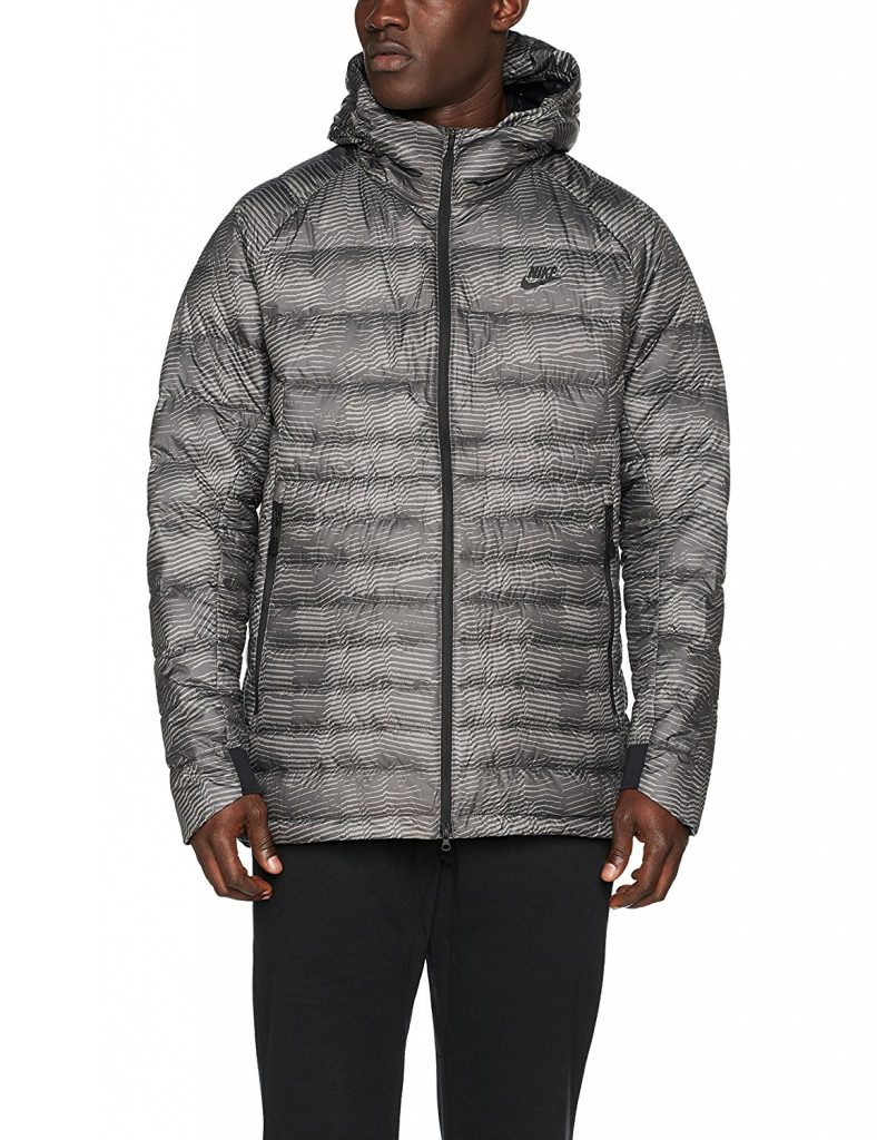 Nike Hooded Puffy Jacket