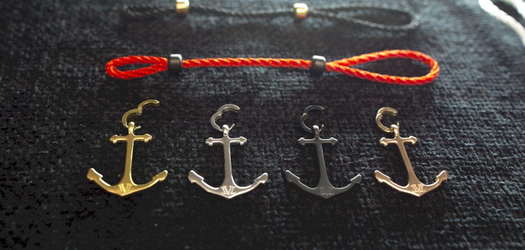 Four Anchor Skick Customisable Customizable Anchor Accessory