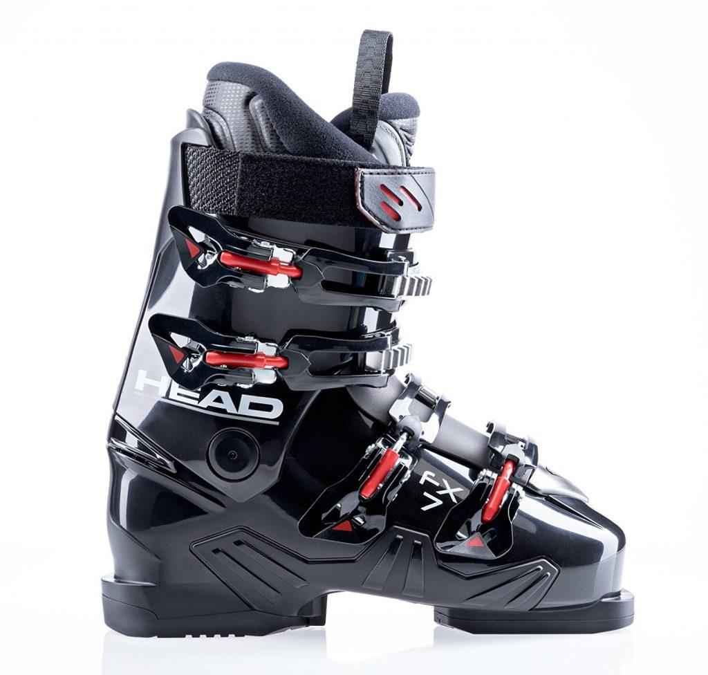 Head Men's Ski boots black:red, DMC-FX7