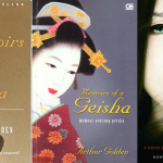 Memoirs Of A Geisha Three Front Covers