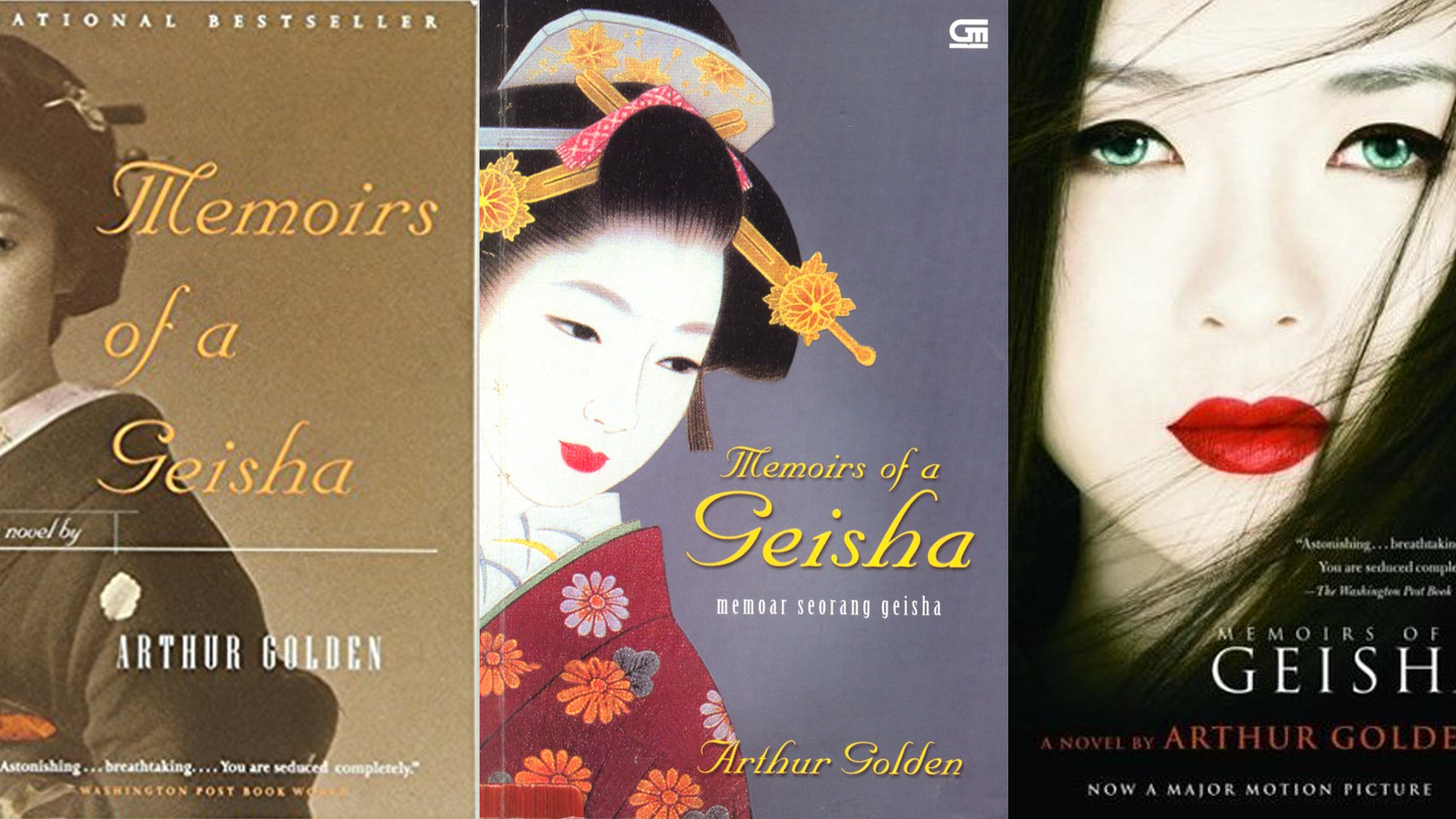 Memoirs Of A Geisha A Compelling Read Fupping