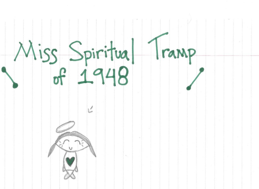Miss Spiritual Tramp of 1948 cover
