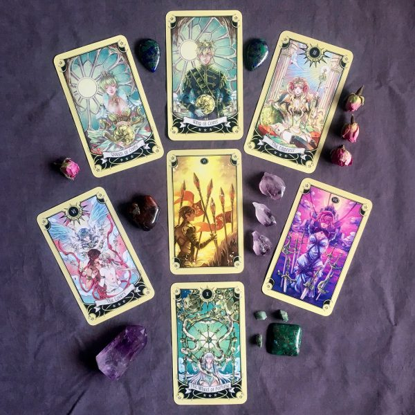 all hands on these tarot decks   u2013 fupping