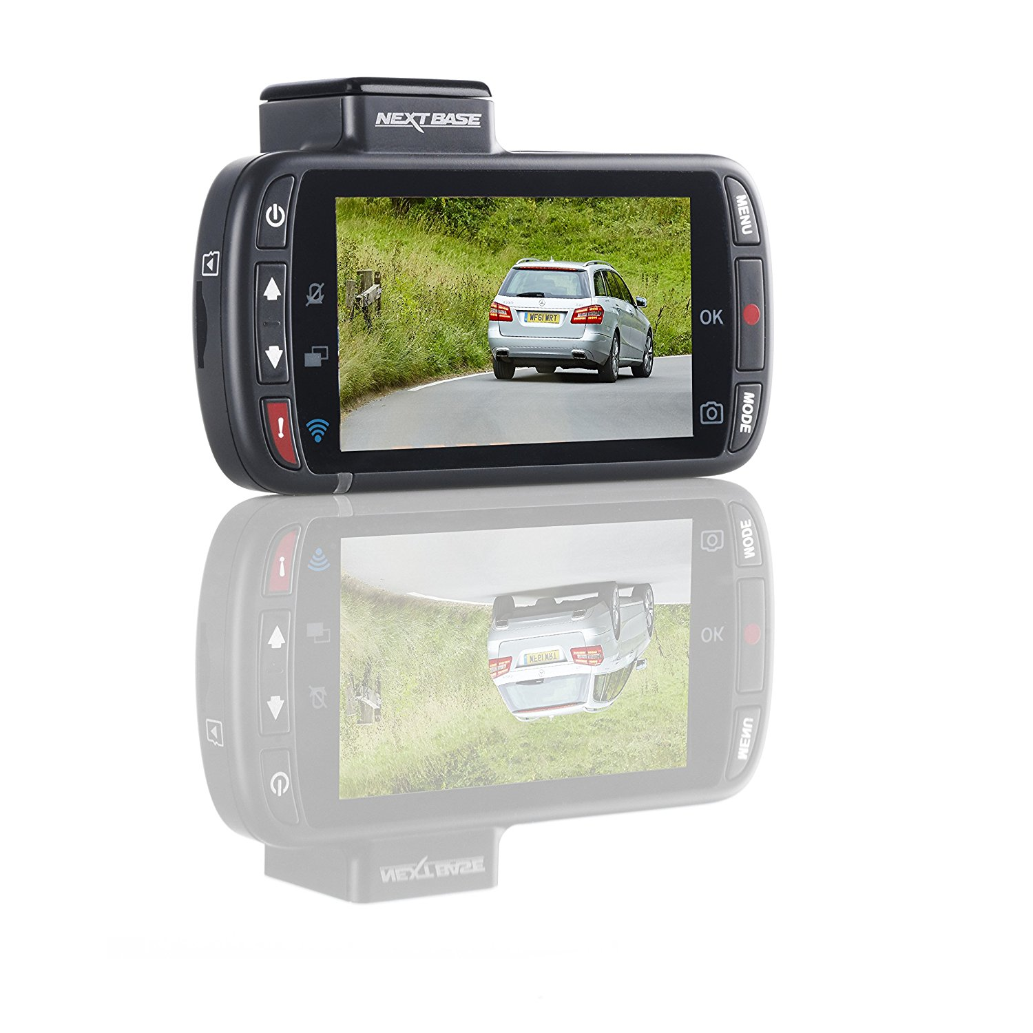 Nextbase 312GW Full 1080p HD In Car Dash Cam Camera DVR Digital Driving Video Recorder with Built-In Wi-Fi 2