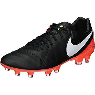 Nike Men's Tiempo Legend Vi Fg Football Boots, Gris