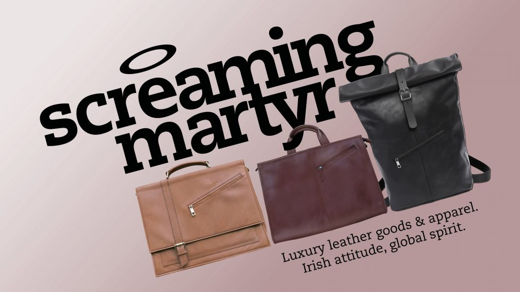 Screaming Martyr Luxury Leather Goods & Apparel