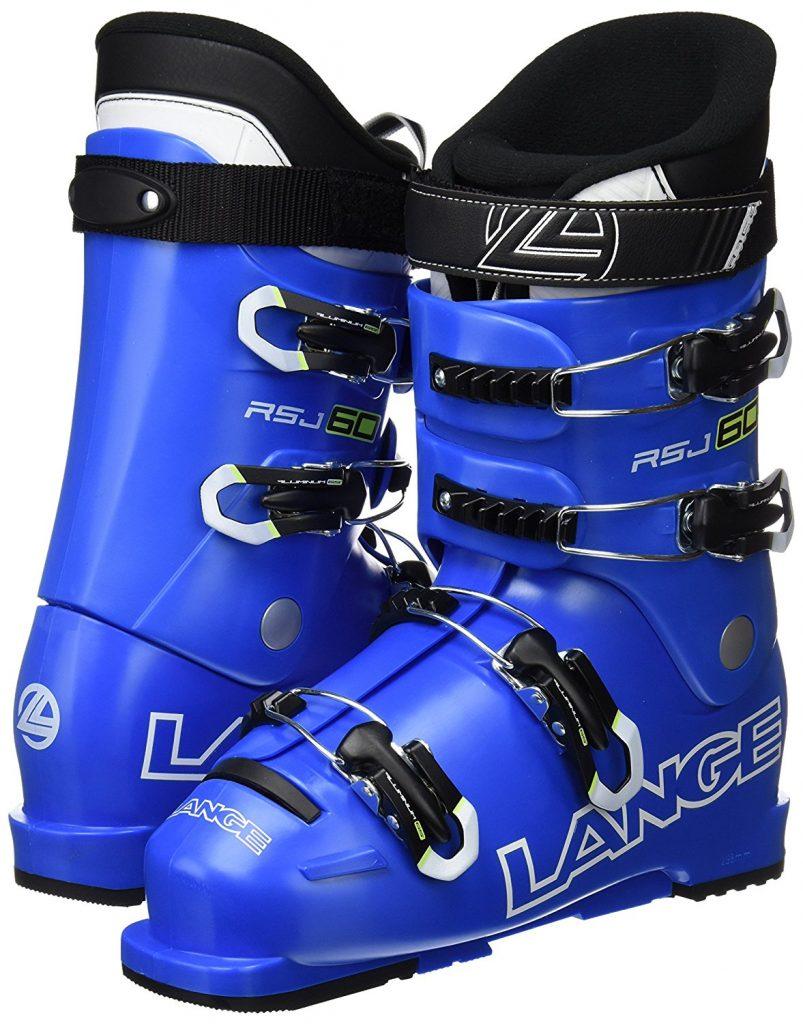 Ski boot Lange RSJ 60 Power Blue