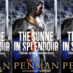 The Sunne in Splendour Book Front Cover By Sharon Penman