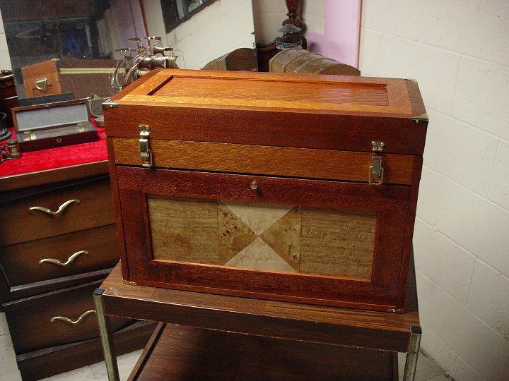 Wooden Box Construction HandMade