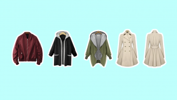 Affordable Lightweight Coats