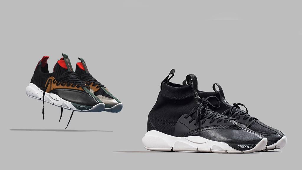 The Contraband Collection : Lightweight Comfortable Sneakers