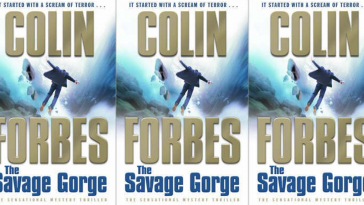 The Savage Gorge By Colin Forbes