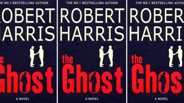 The Ghost by Harris Robert