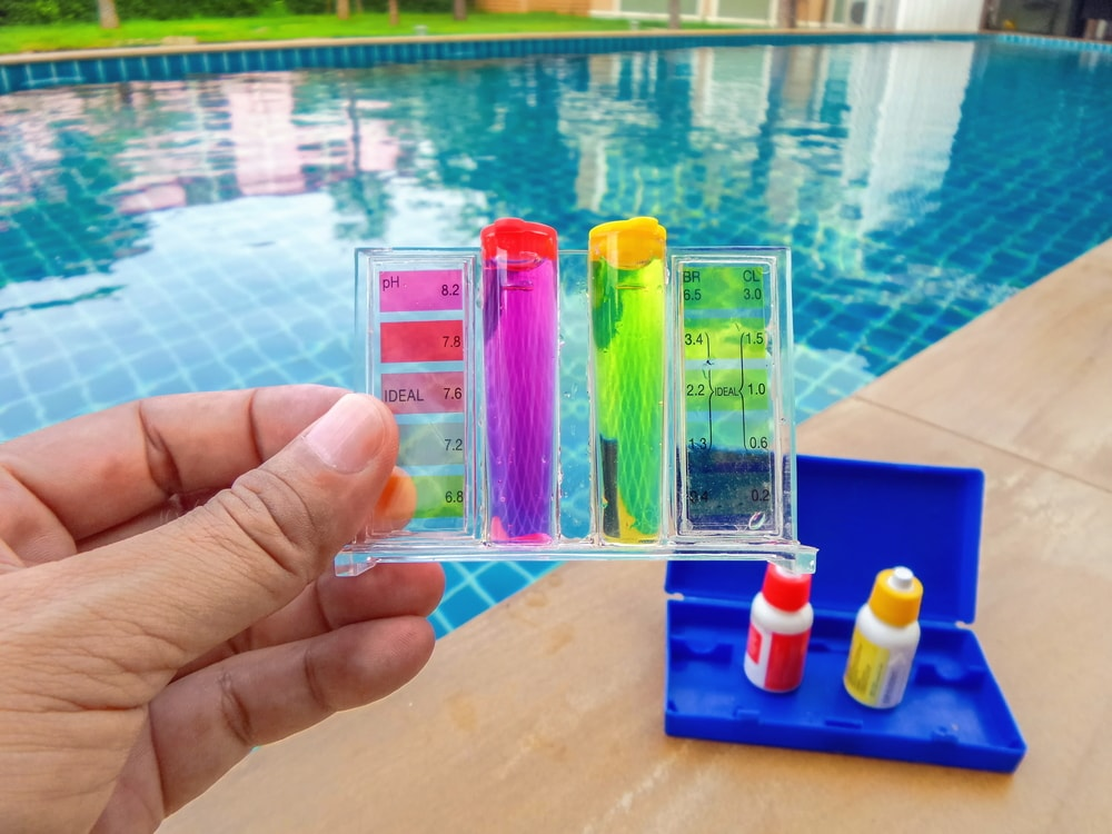 3 Best Pool Test Kits Reviewed Swimming Pool Water Testing Fupping