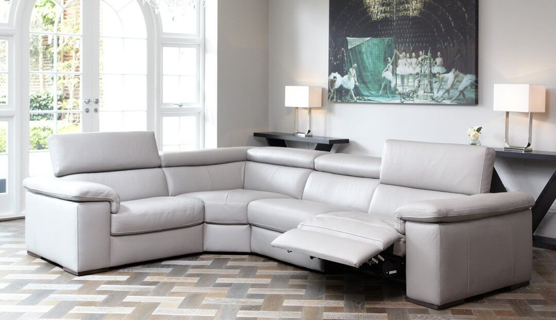 Corner Sofas From Darlings Of Chelsea