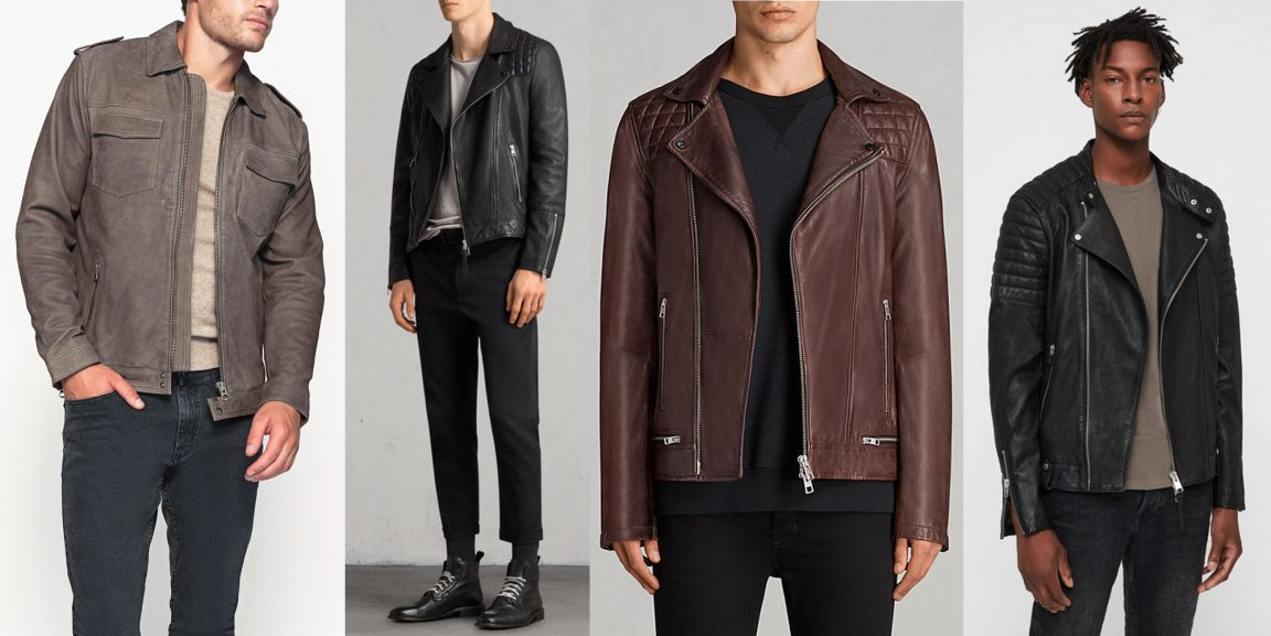 875aefc3b63 Fashion Guide  Top Picks For The Best Mens Biker Jackets – Fupping