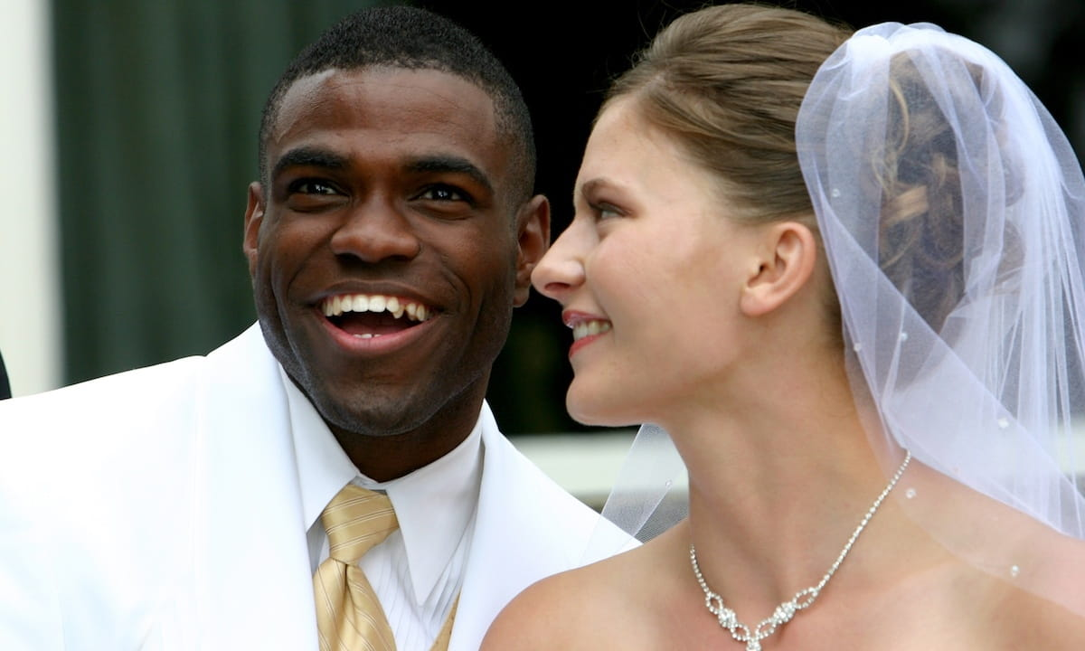 Growing Acceptance Of Interracial Marriage In Us